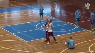 Liga Sport Zone, 20.ª jornada: Futsal Azeméis 4 - 4 AD Fundão