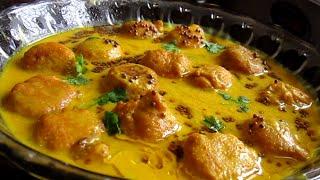 tasty KADHI PAKORA recipe