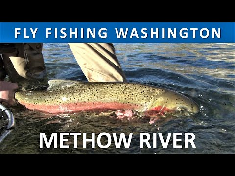 Fly Fishing Washington Methow River Steelhead March Season 3 Episode 5