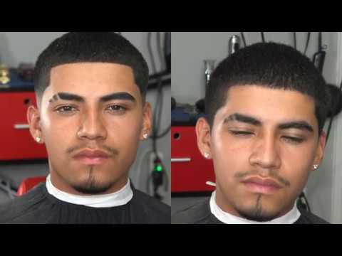 HOW TO FADE THICK MEXICAN HAIR: EASY MID FADE TUTORIAL thumbnail