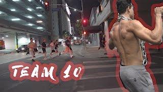 TEAM 10 - Epic Workout w/ Jake Paul
