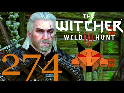Let's Play Witcher 3: Wild Hunt [Blind, PC, 1080P, 60FPS] Part 274 - Rogne
