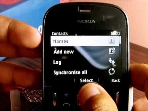 Nokia Asha 200 Walkthrough Part 2 Software and Wrap-up.wmv
