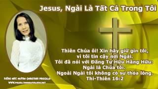Jesus, Ngài Là Tất Cả Trong Tôi