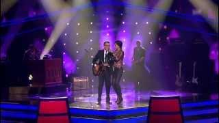 Iris Moné und Philipp Fankhauser - Jealous Kinda Fella - Finale - The Voice of Switzerland 2013