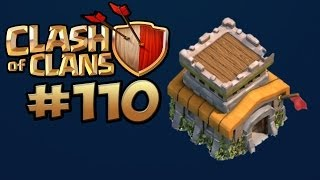 CLASH OF CLANS #110 - XXL FOLGE - LVL 8 RATHAUS BASE BAUEN ★ Let's Play Clash of Clans