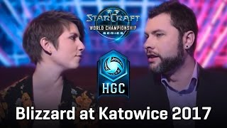 Blizzard at Katowice 2017 – Day 3 Highlights (subtitled)