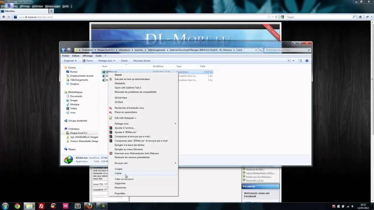 telecharger gratuit internet download manager pour windows 7