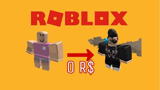 ROBLOX // COMMENT LOOK RICH AVEC 0 ROBUX 2018 - PC/IOS/ANDROID (NO CLICKBAIT)