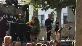 Les Santes 2008:Ball de vesprada amb l