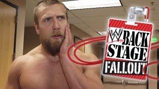 Backstage Fallout - Daniel Bryan feels AJ's 'love' - Raw - July 9, 2012