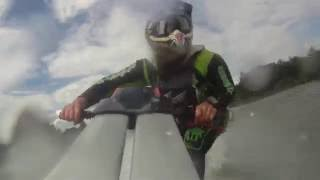 Seb Jet ski Benelli hsr s8  moteur rotax 951