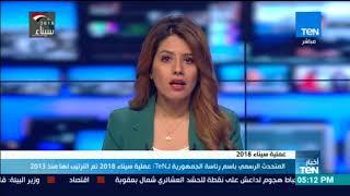 المتحدث الرسمي باسم رئاسة الجمهورية لـ TeN : عملية سيناء 2018 تم الترتيب لها منذ 2013