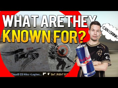 🔧WHAT THESE PRO PLAYERS ARE KNOWN FOR 🔨(CSGO)