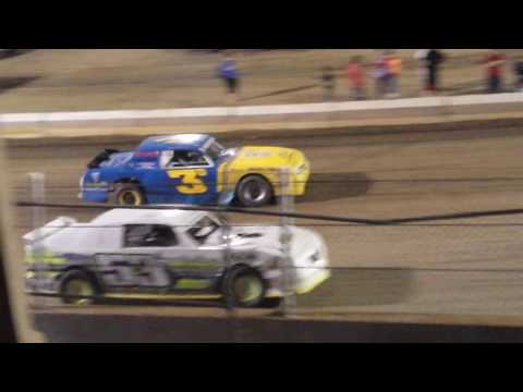 Belle Clair Speedway Street stock feature 6/17/16