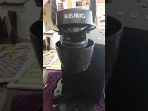 Draining My Keurig Internal Reservoir After 10 Other Videos Failed!