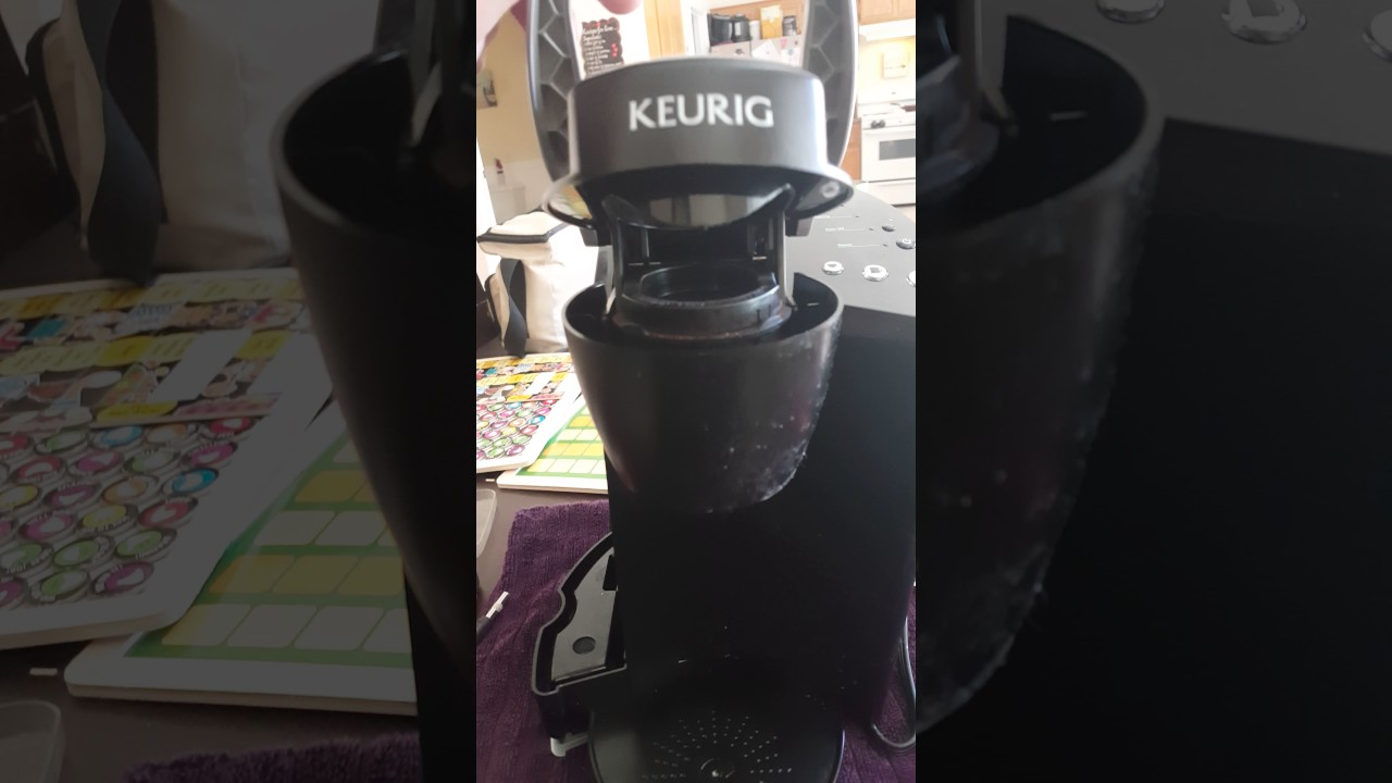Draining My Keurig Internal Reservoir After 10 Other Videos Failed