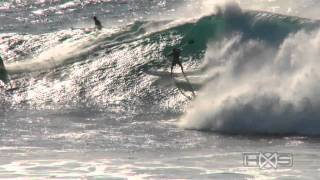 Giant Wave SUP - Stand Up Paddling Hawaii