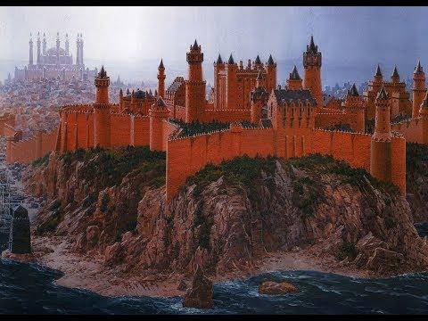 Minecraft: AvalonCraft [Camelot castle] 1#
