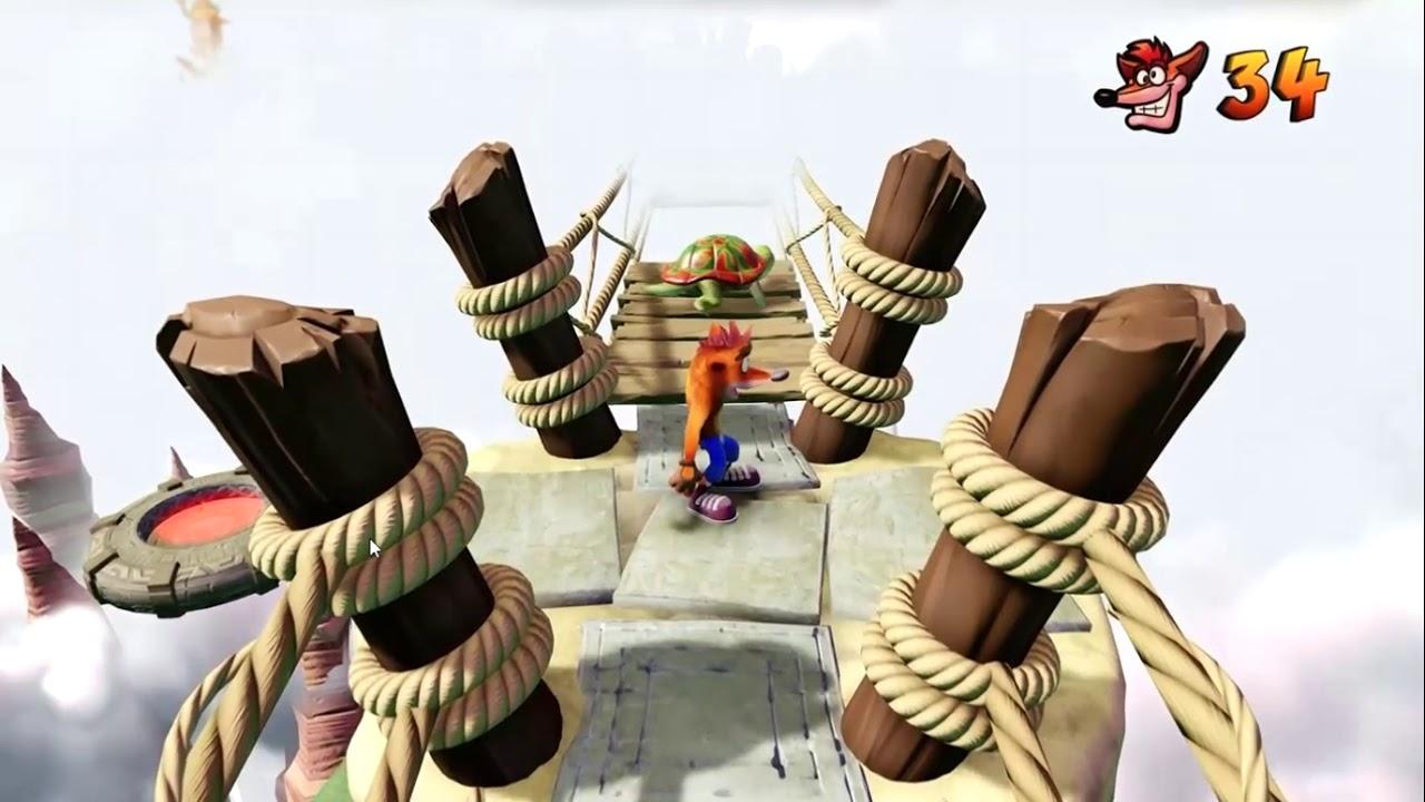 descargar crash bandicoot 3 105 long play