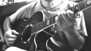 【山崎まさよし】 8月のクリスマス ギター弾き語り Cover.
