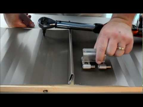 Roof Clamps for Metal Roofing Cupped Tip vs. Round Point
