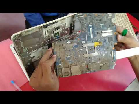 SONY LAPTOP HINGE REPAIR