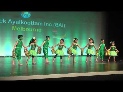 Dance -Zubi Dubi- Shravanotsavam by BAI