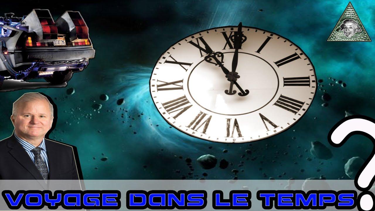 ★UNE PREUVE QUE LE VOYAGE DANS LE TEMPS EXISTE ?! time travel andrew basiago [rubrique de l'étr