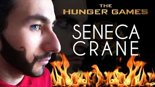 "Makeup Tutorial : Seneca Crane from ""The Hunger Games"""