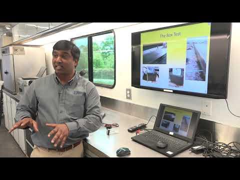 Mobile Concrete Technology Center