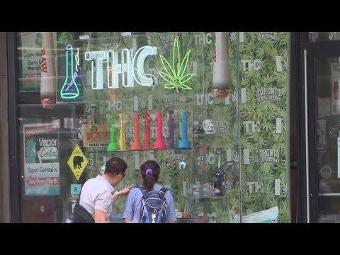 Canada breaches international treaties for legalizing recreational marijuana