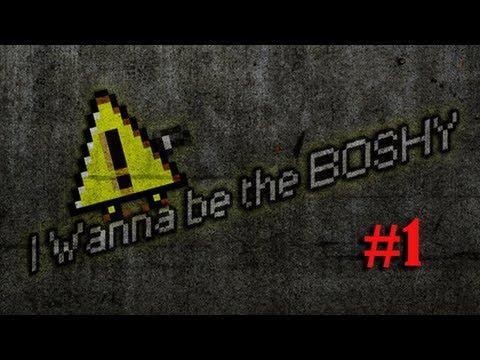 I Wanna Be The Boshy Game