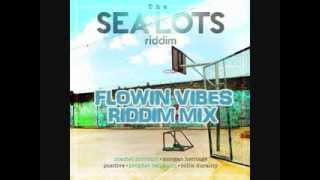 FLOWIN VIBES   SEA LOTS RIDDIM MIX