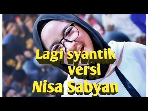 Viral.!! Lagi syantik versi Nisa Sabyan