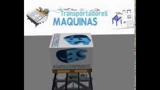 mesa giratoria motorizada