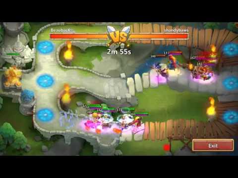 Castle Clash Psyshield Crest Warlock