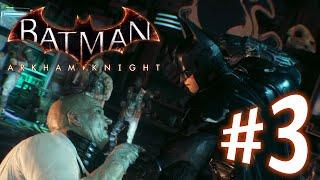 Batman Arkham Knight - Parte 3: Pinguim e Asa Noturna! [ Playstation 4 - Playthrough PT-BR ]
