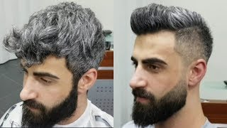 Men´s Hairstyle inspiration | Skin Fade Haircut