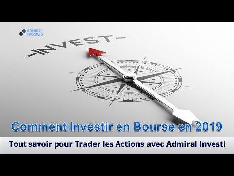 Investir En Bourse Les Meilleures Actions A Acheter En 2019