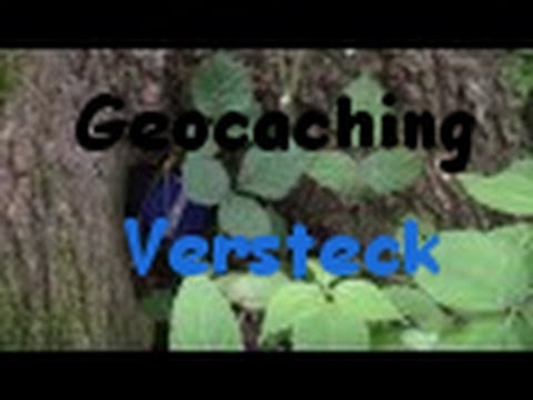 geocache verstecken teil 1 f r anf nger youtube. Black Bedroom Furniture Sets. Home Design Ideas