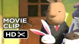 The Dam Keeper Movie CLIP - Bus Stop (2014) - Animated Short HD