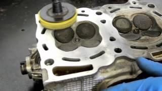Subaru Head Gasket Preparation