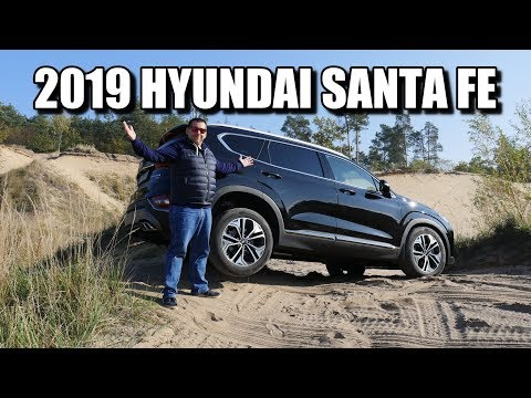 Hyundai Santa Fe 2019 - 7-miejscowy SUV (PL) - test i jazda próbna