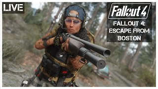 Turning Fallout 4 into...
