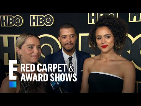 "Emilia Clarke Reacts to ""Game of Thrones"" 2018 Emmys Win 