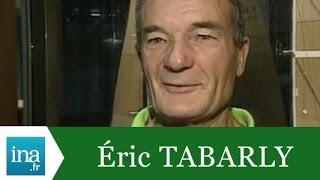 Eric Tabarly et La Poste - Archive INA