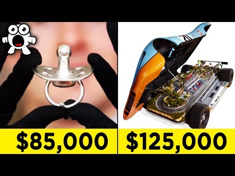 Top 20 Most Expensive Children's Toys Ever Made