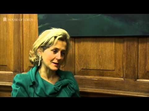 Baroness Lane-Fox of Soho | Women in democracy | House of Lords