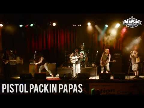 Pistol Packin Papas - Music Mountain 2015